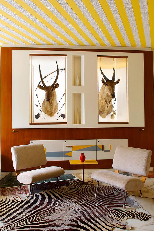 Декораторы - о любимых стилях: Келли Уэстлер и mid-century modern фото [7]