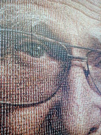 Портрет основателя бренда Ингвара Кампрада