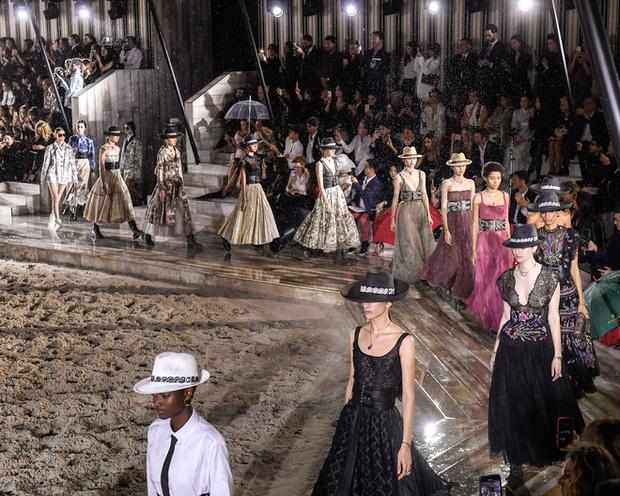 Где Dior проведет очередное круизное шоу и почему это знак? (фото 1)