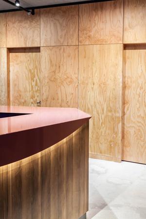 Стиль лофт и розовый цвет: салон красоты в Монреале (фото 7.2)