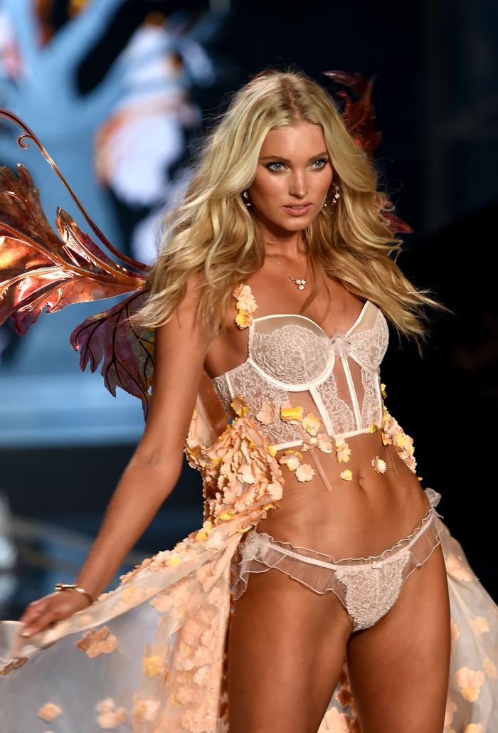 Новый «ангел» Victoria's Secret Эльза Хоск