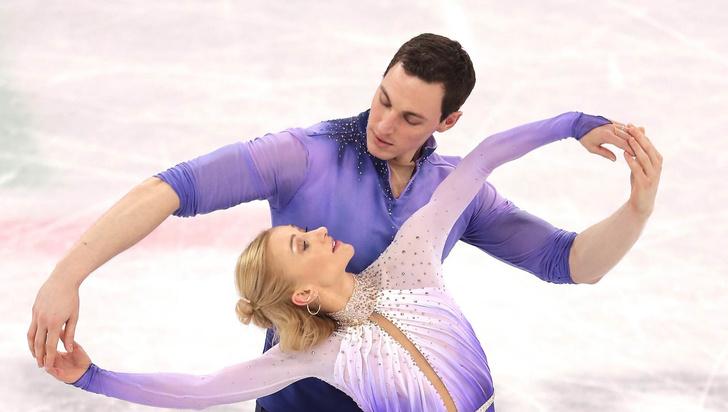 Во-первых, это красиво: фигурное катание, Олимпиада в Пхенчхане (фото 1)