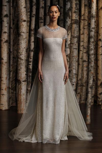 ЗАМУЖ НЕВТЕРПЕЖ: 10 самых красивых свадебных коллекций сезона | галерея [3] фото [2]