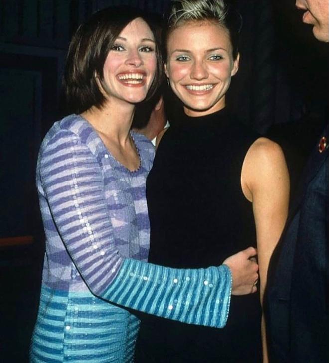 Юные и нереально прекрасные звезды 90-х