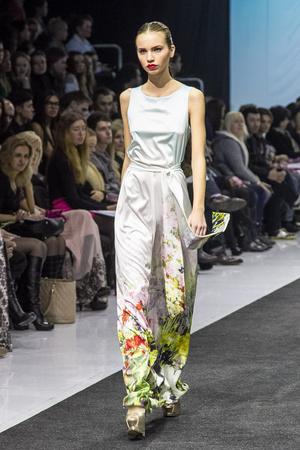 Показы мод Masha Tsigal Весна-лето 2013 | Подиум на ELLE - Подиум - фото 976
