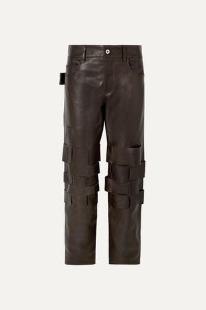 Кожаные брюки: какие купить и с чем носить (фото 12.2)
