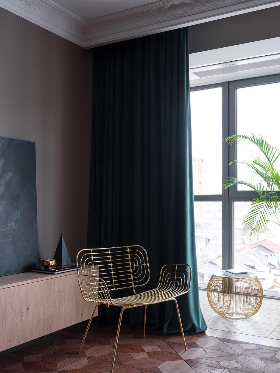 Тропический рай: квартира от бюро ArchBlack
