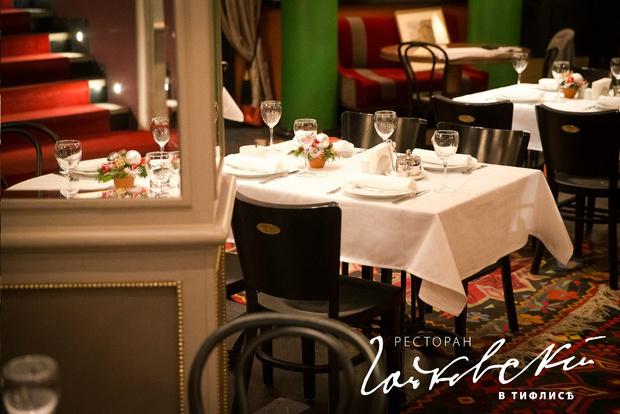 7 лучших ресторанов столицы