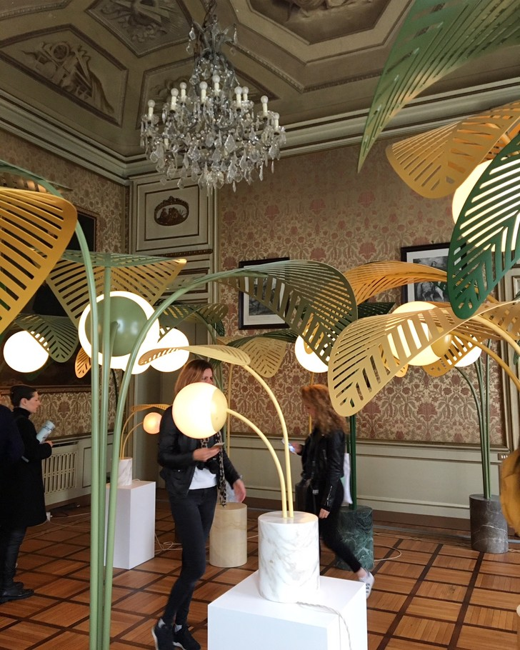 Milan Design Week: сады Марка Энжа в Палаццо Кузани (фото 4)