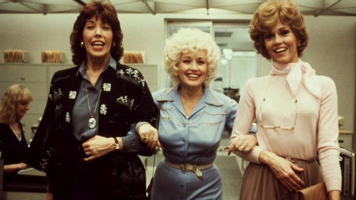 Легенда 80-х: Джейн Фонда приступила к съемкам сиквела «С девяти до пяти» (фото 4)