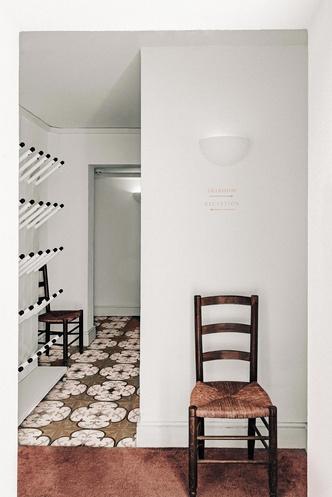 Experimental Chalet: новый дизайнерский отель в Альпах (фото 10.1)