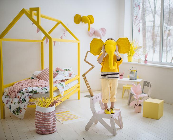 Doody Woody кровать-домик