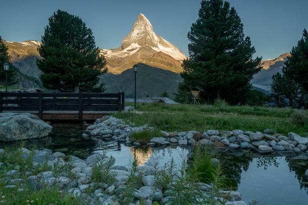 Пять причин отправиться этим летом в швейцарский отель Riffelalp Resort (фото 1)