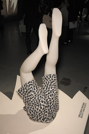 Показы мод Eley Kishimoto Весна-лето 2011 | Подиум на ELLE - Подиум - фото 2613