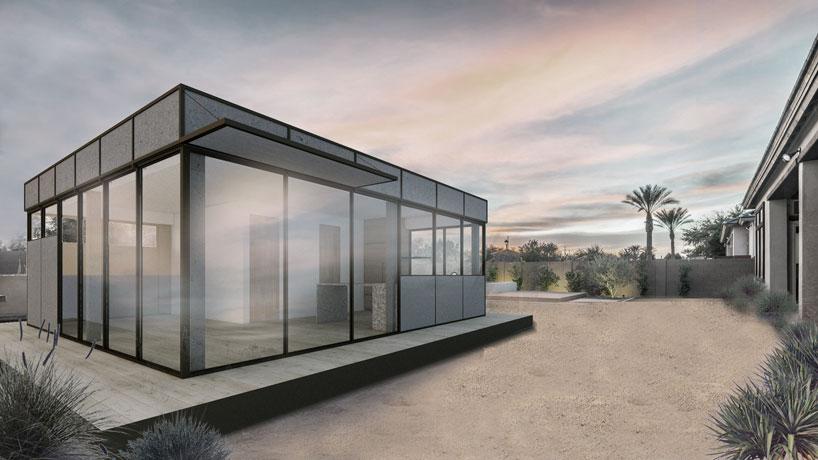 Префабы Ива Беара — сборные дома будущего (галерея 5, фото 0)