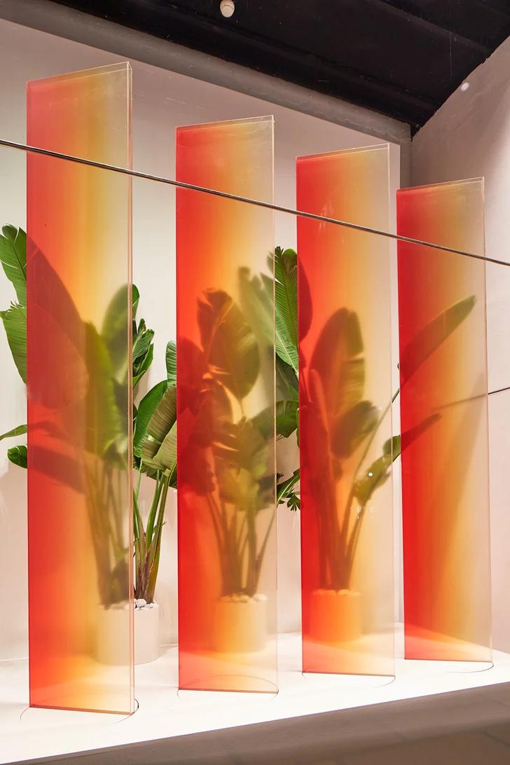 The Green Life: «зеленая» инсталляция Сабин Марселис для Rinascente (фото 2)