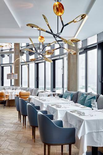 Новый ресторан «Сахалин» по дизайну Ирины Глик (фото 5.2)