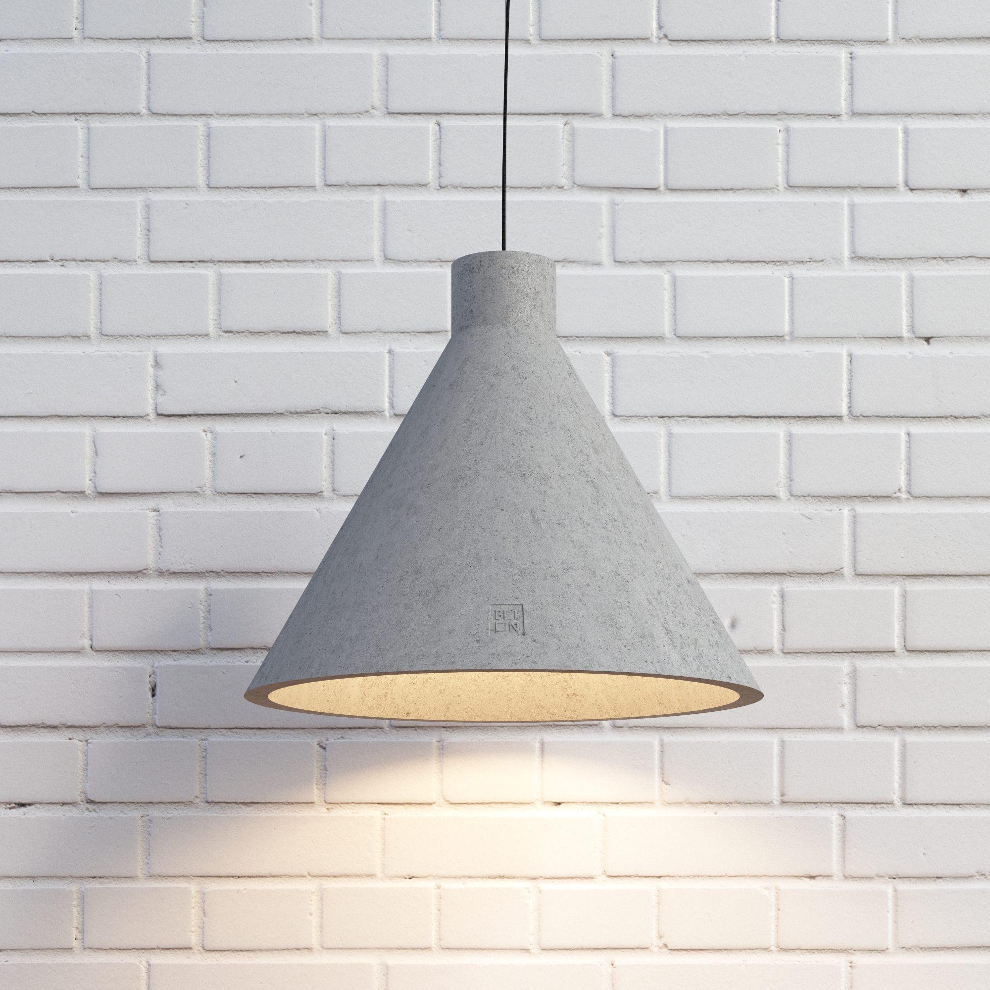 Бетонные светильники | галерея [3] фото [1]