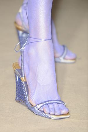 Показ Maurizio Galante коллекции сезона Весна-лето 2011 года haute couture - www.elle.ru - Подиум - фото 216747