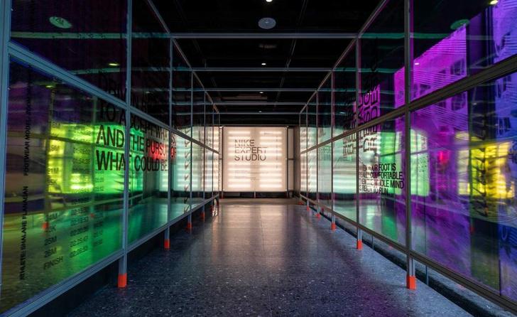 Флагманский бутик Nike в Нью-Йорке (фото 8)