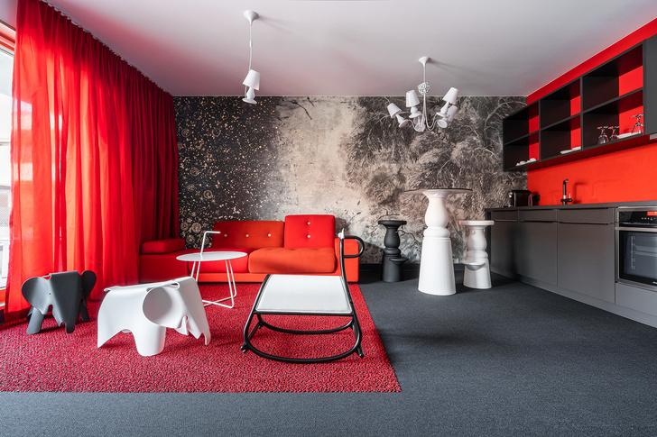 Дизайн-отель Laurichhof в Пирне (фото 7)