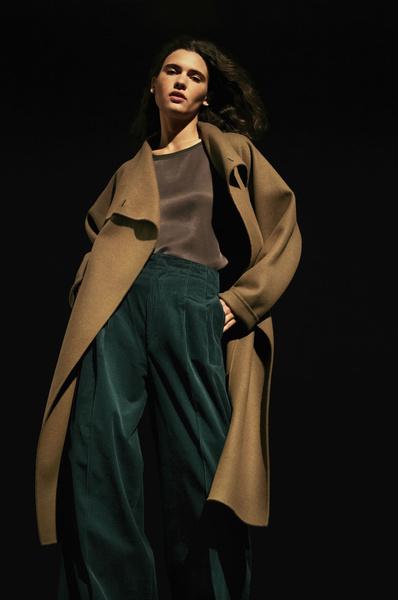 Как выглядит новая коллекция Кристофа Лемэра для Uniqlo? | галерея [1] фото [9]