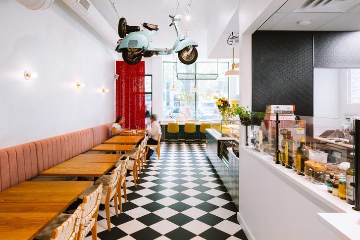 Аутентичный паста-бар Tortello в Чикаго (фото 2)