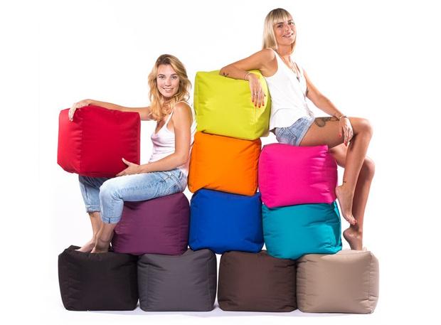 Радужные мечты: мебель и предметы всех цветов радуги (фото 3)