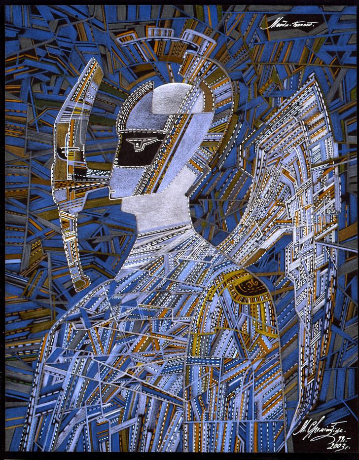 «Метафизическая мастерская» Михаила Шемякина в ММОМА (фото 2)
