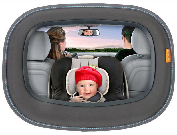 Зеркало для контроля за ребенком в автомобиле Munchkin