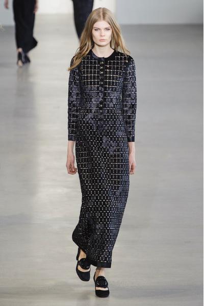 Показ Calvin Klein на Неделе моды в Нью-Йорке | галерея [1] фото [2]