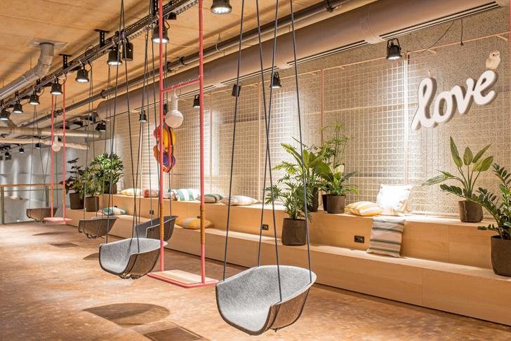Первый в Европе дизайнерский фуд-корт (фото 2)