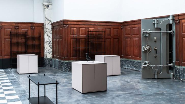 Шоурум Paustian в здании банка XIX века в Копенгагене (фото 4)