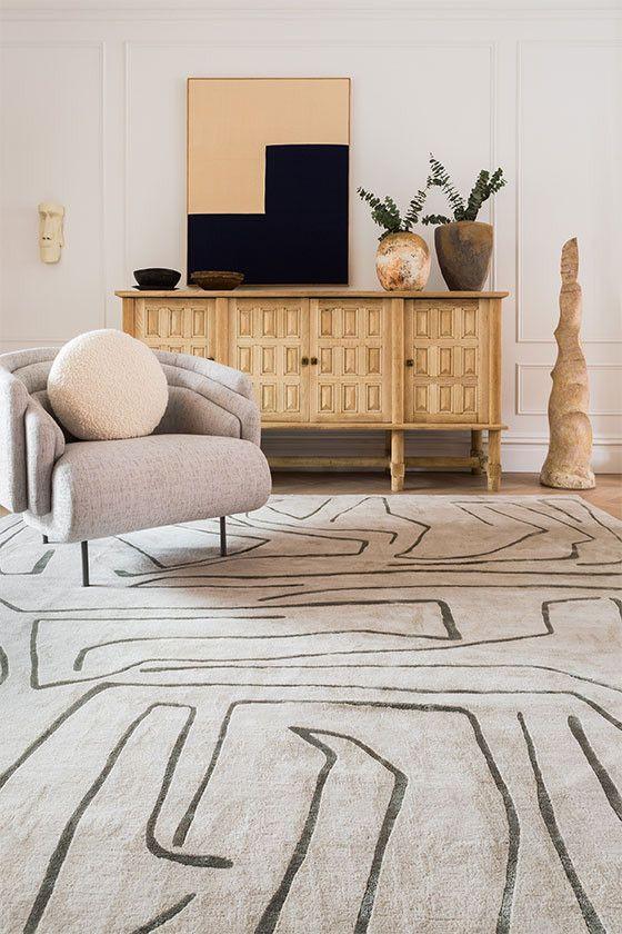 Welcome to LA: новые ковры Келли Уэстлер для The Rug Company (фото 6)