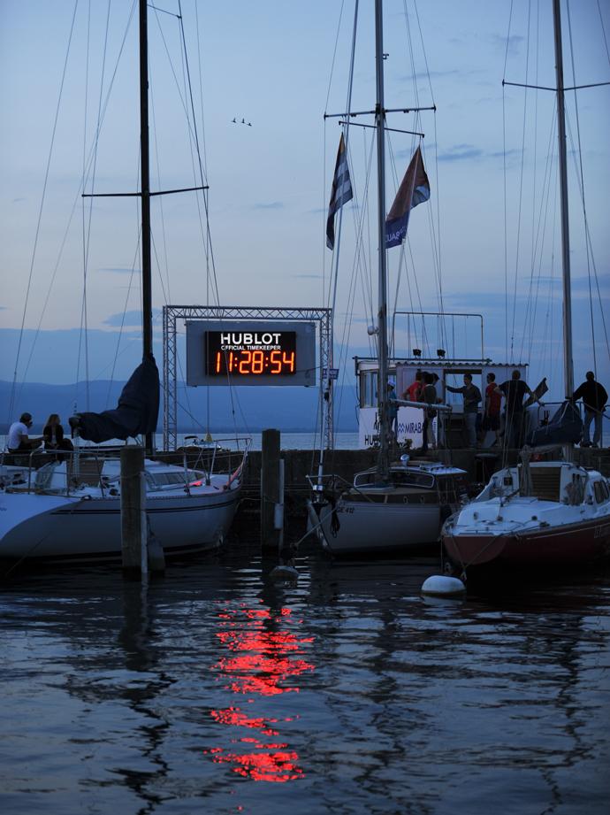 Яхтенное соревнование Hublot Powerboat Trophy