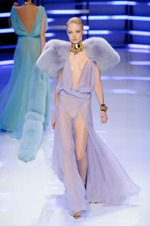 Показ Alexander Vauthier коллекции сезона Весна-лето 2012 года Haute couture - www.elle.ru - Подиум - фото 331898