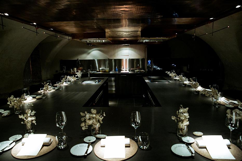 Открылся ресторан Chef's Table | галерея [1] фото [2]