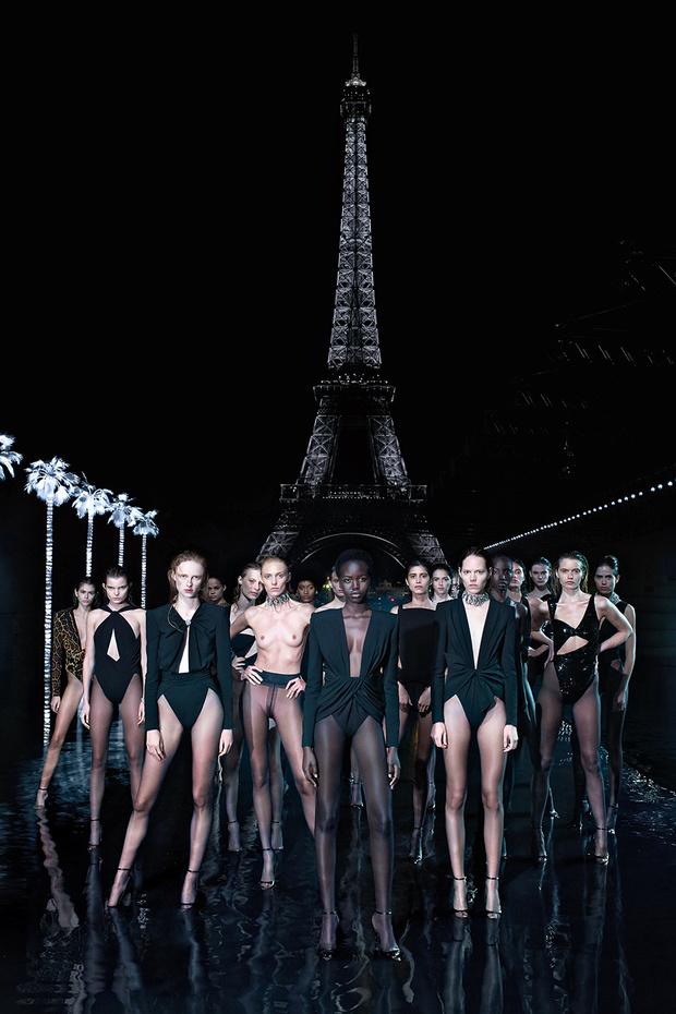Арт-колонка: модные перформансы как вид искусства (фото 1)