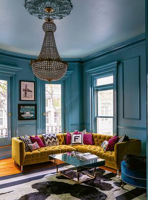 Красим стены: 10 неочевидных идей для маленьких квартир (фото 33.1)