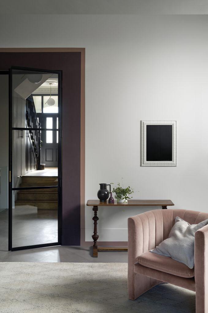 Красим стены: 10 неочевидных идей для маленьких квартир (фото 18)