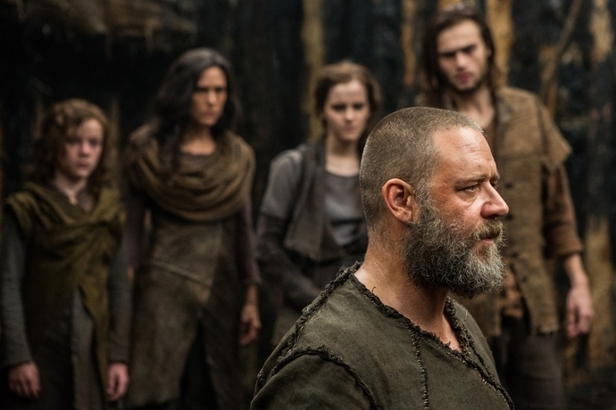 «Ной» (Noah) кино для выходных фото 2