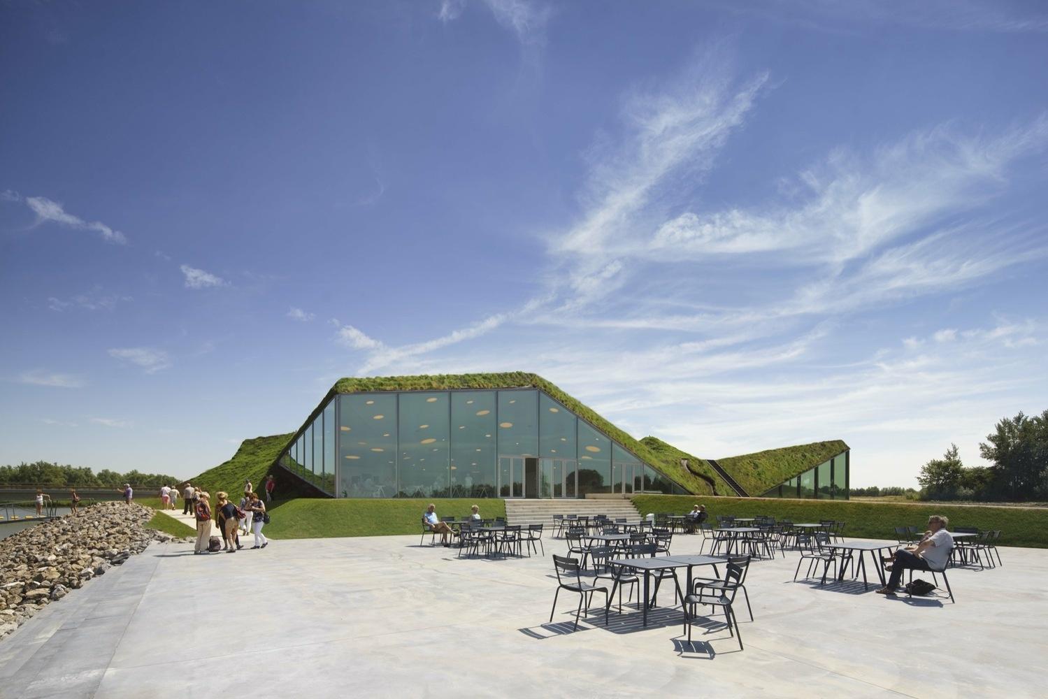 Пятый фасад: зеленые крыши (галерея 7, фото 2)
