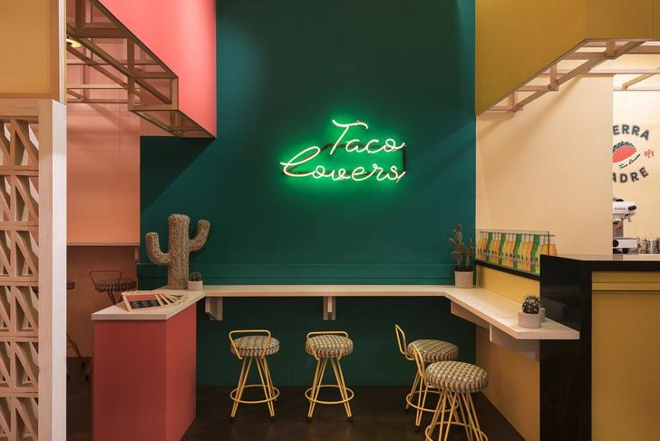Erbalunga Estudio creates restaurant interior inspired by its Mexican menu (фото 5)