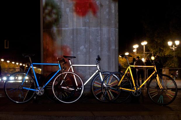 Поехали! Дизайнерские велосипеды и аксессуары для велопрогулок. (фото 6)