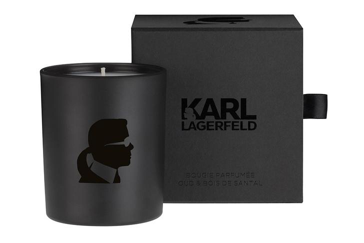 Ароматизированная свеча, Karl Lagerfeld