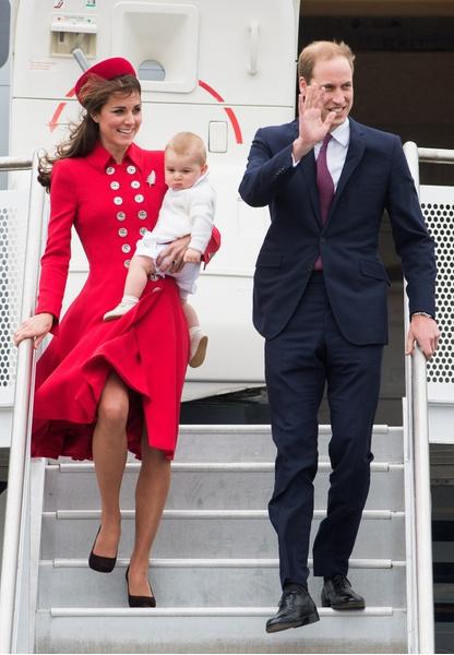 Итоги года 2014: лучшие фото Кейт Миддлтон и принца Уильяма | галерея [1] фото [3]