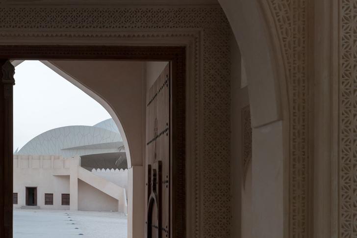 Музей в Катаре по проекту Жана Нувеля (фото 7)
