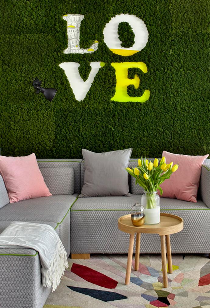 15 идей для озеленения интерьера (галерея 0, фото 4)