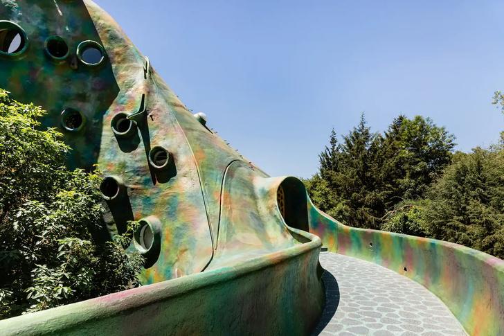 «Гнездо Кетцалькоатля» можно снять через Airbnb (фото 2)