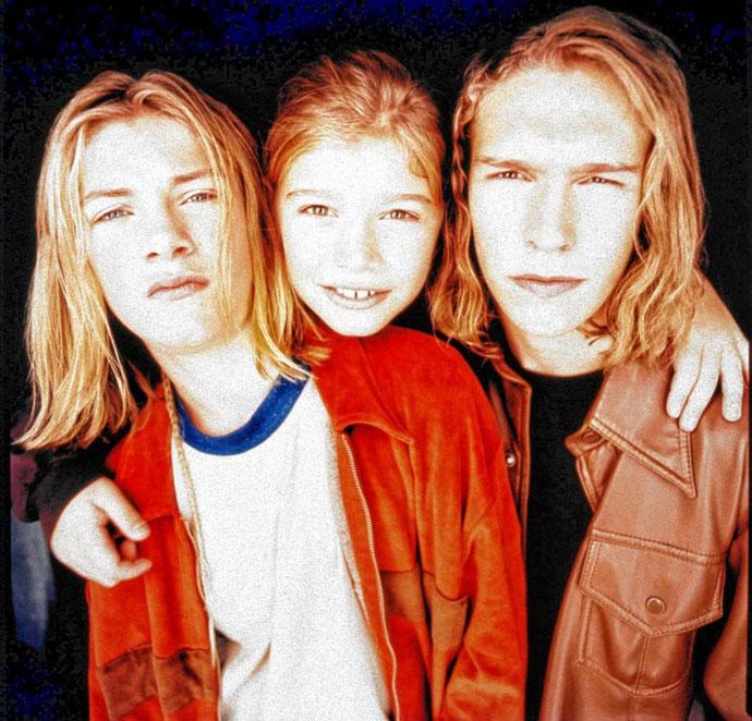 Братья Hanson1